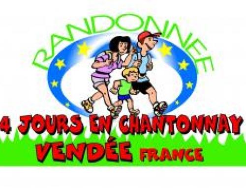 Randonnez aux 4 jours en Chantonnay